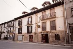 Calle Francisco Ynduráin, 1998. @Archivo de Salva G.