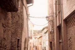 Calle de la Virreina, 1998. @Archivo de Salva G.