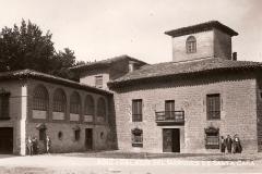 Casa Palacio Marqués de Argamasilla, 1939. @Archivo de Salva G.