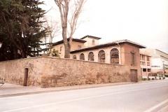 Casa Palacio Marqués de Argamasilla, 1998. @Archivo de Salva G.