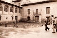 Casa Palacio Marqués de Argamasilla, 1979. @Archivo de Salva G.