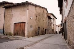 Casa natal de Mariano García, 1998. @Archivo de Salva G.