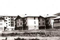 Casas de Camineros, 1966. @Archivo de Salva G.