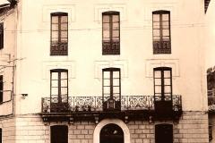 Fachada Ayuntamiento, 1978 @Archivo de Salva G.
