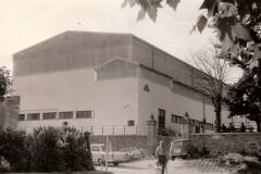 Frontón Toki Eder, 1948. @Archivo de Salva G.