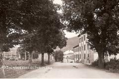 Harinera y estación del Irati, 1948. @Archivo de Salva G.