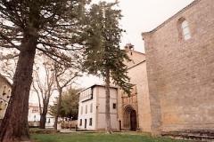 Iglesia San Miguel, 1998. @Archivo de Salva G.