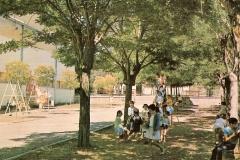 Parque del Frontón, 1972. @Archivo de Salva G.