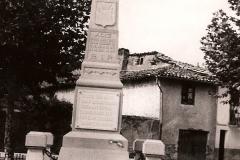 Plaza de los Mártires, 1944. @Archivo de Salva G.