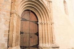 Portada Iglesia San Miguel, 1998. @Archivo de Salva G.