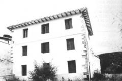 Antiguo Hospital, 1988. @Aoiz y sus personalidades ilustres