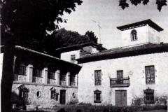 Casa palacio Argamasilla de la Cerda, 1982. @Aoiz y sus personalidades ilustres