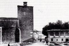 Iglesia Parroquia San Miguel, 1926. @Aoiz y sus personalidades ilustres