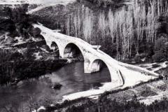Puente medieval, 1968. @Aoiz y sus personalidades ilustres