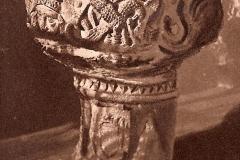 Pila Bautismal, 1935. @Archivo de Salva G.