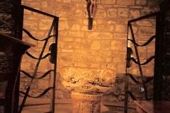 Pila Bautismal y Cristo de Anchieta, 1998. @Archivo de Salva G.